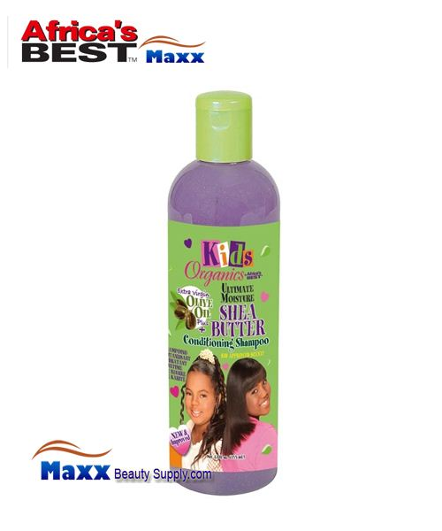 Africa's Best Kids Organics Shea Butter Conditioning Shampoo 12oz