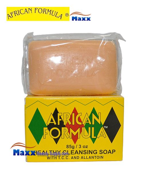 African Formula Healthy Cleansing Soap 3oz
