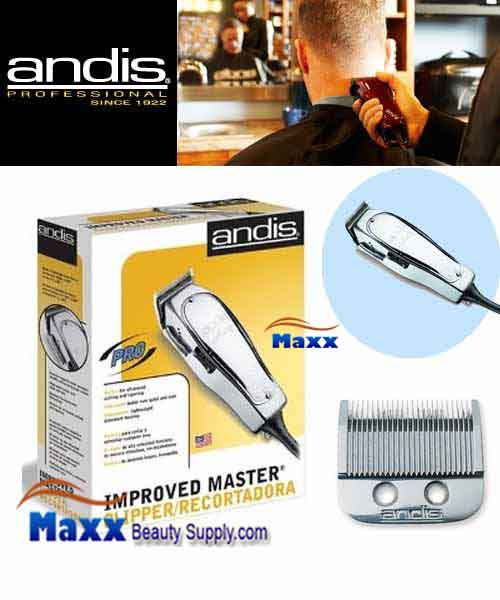Andis #01557 Improved Master Hair Clipper