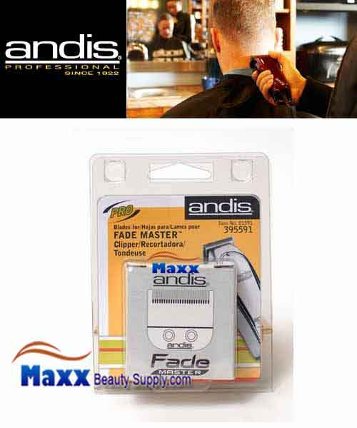 Andis #01591 Fade Master Clipper Replacement Blade