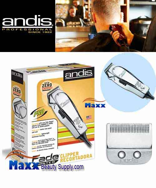 Andis #01690 FadeMaster Clipper with Fade Blade