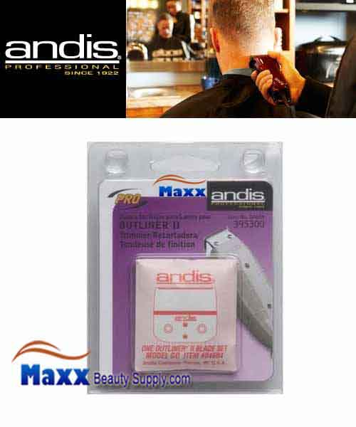 Andis #04604 Outliner II Trimmer Replacement Blade