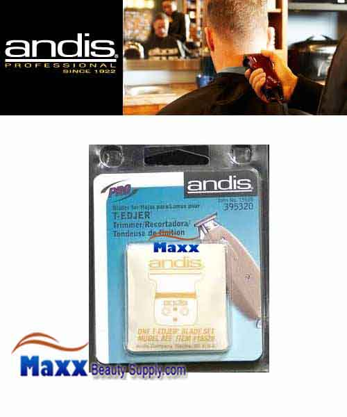 Andis #15528 T-Edjer Trimmer Replacement Blade