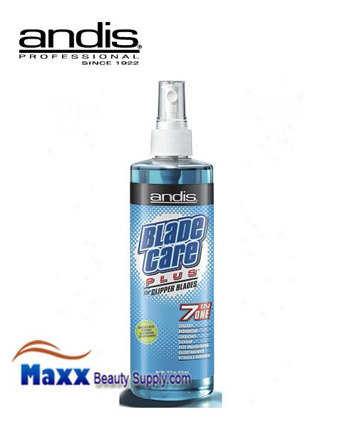 Andis Blade Care Plus 7 in 1 Spray 16oz