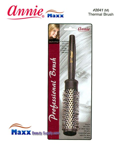 "Annie Brush 2041 Professional Thermal Brush - 1 1/2"" Medium"