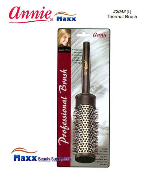 "Annie Brush 2042 Professional Thermal Brush - 1 15/16"" Large"
