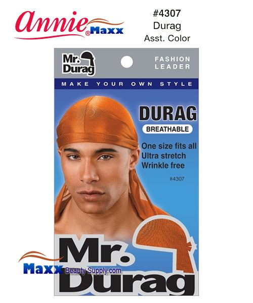 Annie MR Durag Solid - 4307(Assort Color)