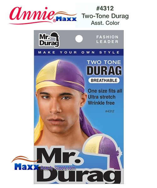 Annie MR Durag Two Tone - 4312(Assort Color)