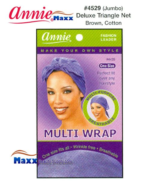 Annie Multi Wrap - 4429(Assorted Color)