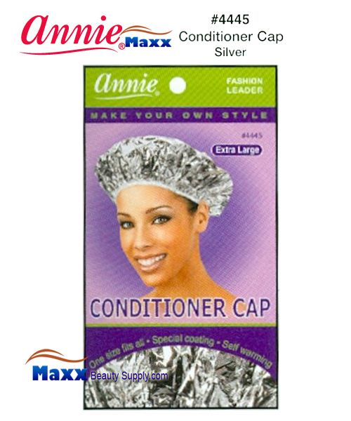 Annie Conditioner Cap - 4445(Silver)