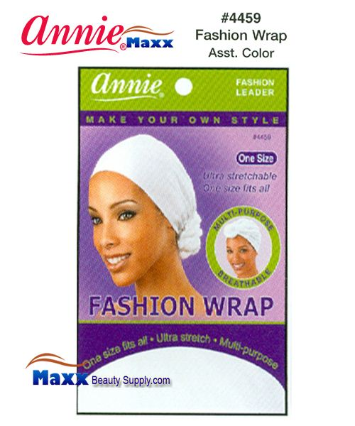 Annie Fashion Head Wrap - 4459(Assorted Colors)