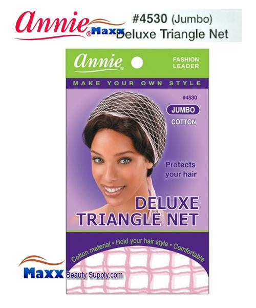 Annie Deluxe Triangle Net - 4530(Assorted Colors)