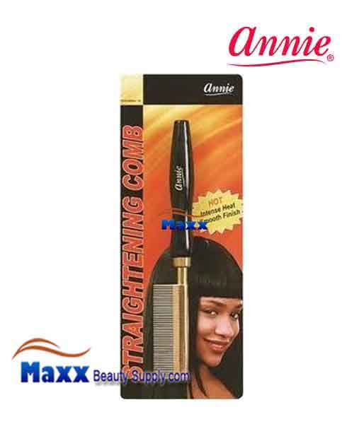 Annie #5506 Straightening Comb - Fine Teeth