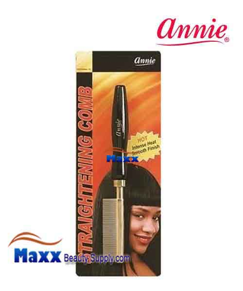 Annie #5508 Straightening Comb - Fine Teeth