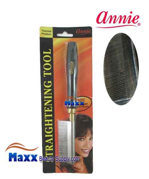Annie #5512 Straightening Comb - Fine Teeth