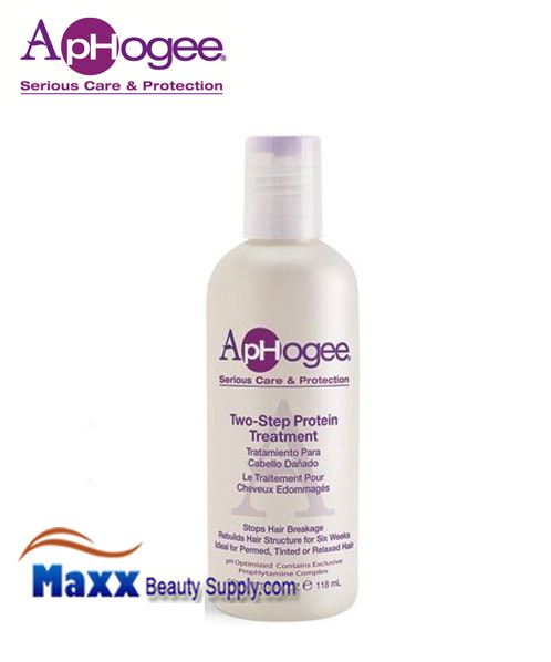 ApHogee 2 Step Protein Treatment 4 oz