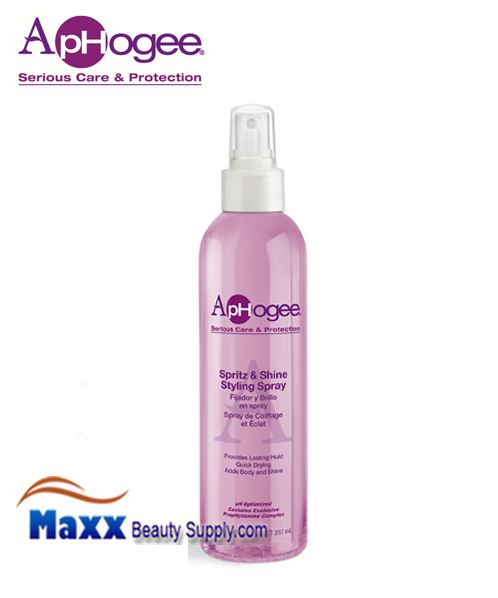 ApHogee Spritz & Shine Styling Spray 8 oz