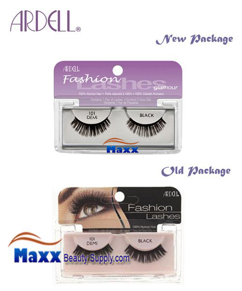 Ardell Fashion Lashes Eye Lashes 101 - Black