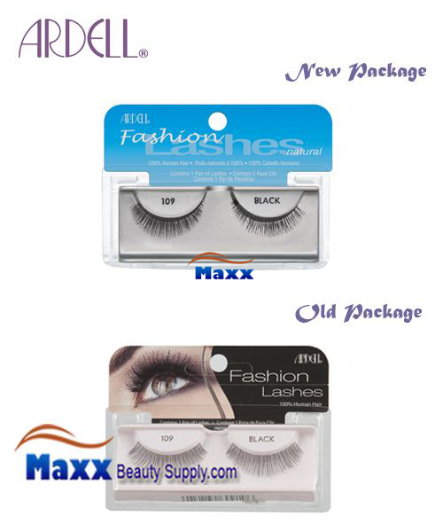 Ardell Fashion Lashes Eye Lashes 109 - Black