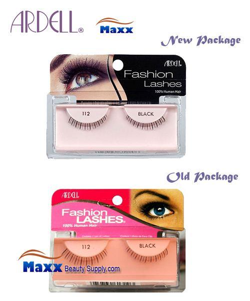 38a6792b152 Ardell Fashion Lashes Eye Lashes 112 - Black - $2.79 ...