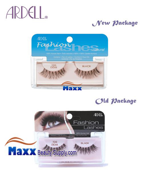 Ardell Fashion Lashes Eye Lashes 120 - Black