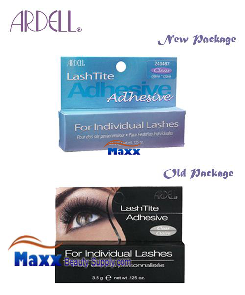 Ardell LashTite Adhesive Glue for Individual Lashes 1/8oz - Clear