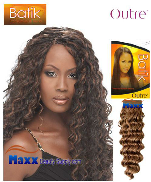 Outre Deep Wave Human Braiding Hair 117