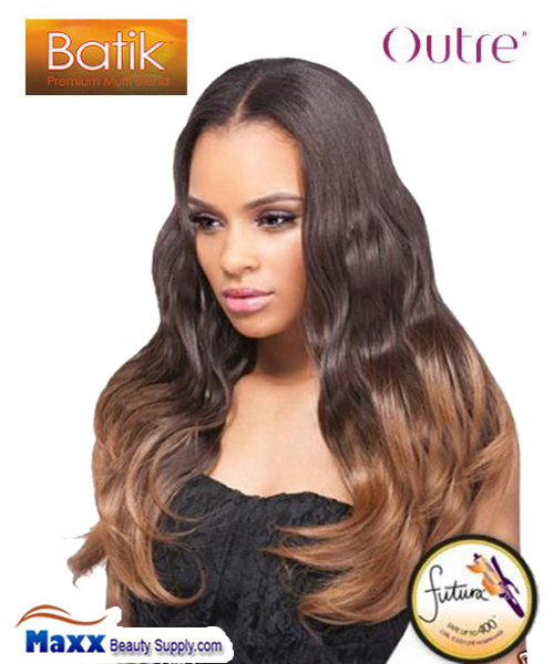 "Outre Batik Malaysian Bundle Weave Hair 18"", 22"""