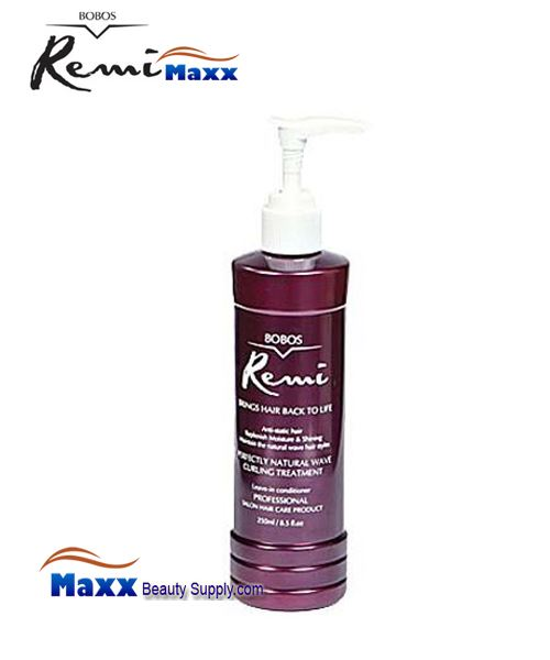Bobos Remi Natural Wave Curling Treatment 8.5 fl.oz