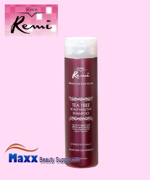 Bobos Remi Tea Tree scalp healthy shampoo 8.5 oz