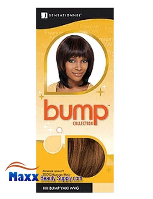 Sensationnel Bump Collection Human Hair Weave Bump Yaki 8 1599
