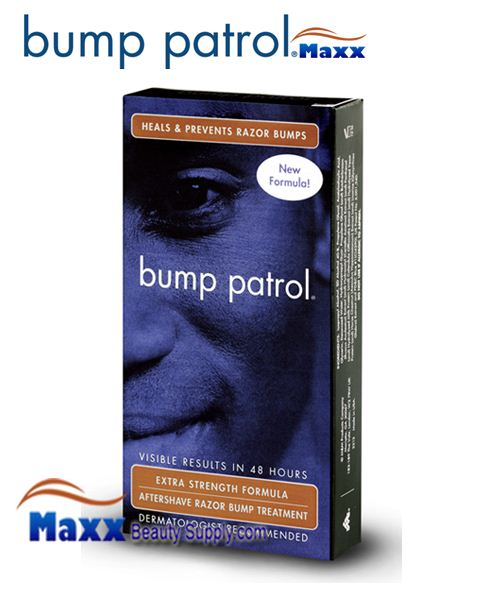 Bump Patrol After Shave Razor Bump Treatment 2oz - Extra Strength