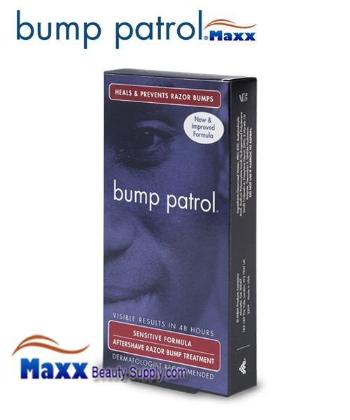 Bump Patrol After Shave Razor Bump Treatment 2oz - Sensitive Formula