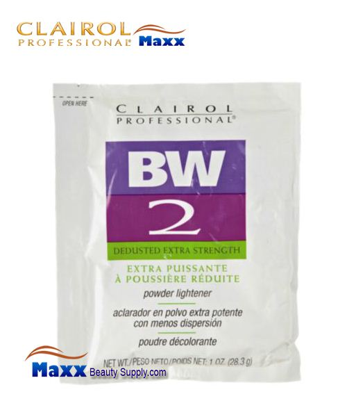 Clairol BW2 Powder Lightener 1oz - 1 Pack