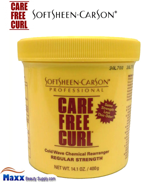 Softsheen Carson Care Free Curl Chemical Rearranger 14.1oz - Regular