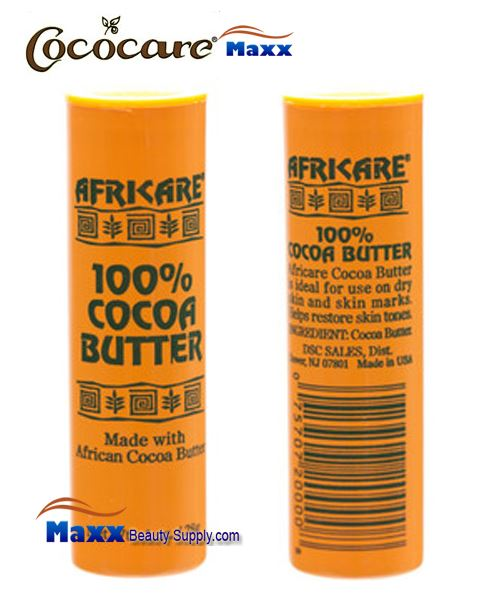 Cococare Africare 100% Cocoa Butter Stick 1oz - 1pc