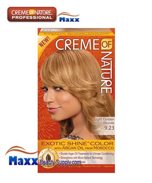 Creme Of Nature Honey Blonde Reviews