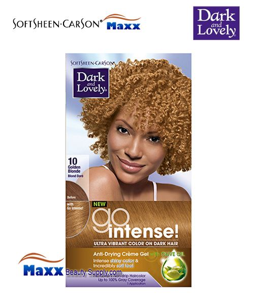 Softsheen Carson Dark And Lovely Go Intense Hair Color 7 49