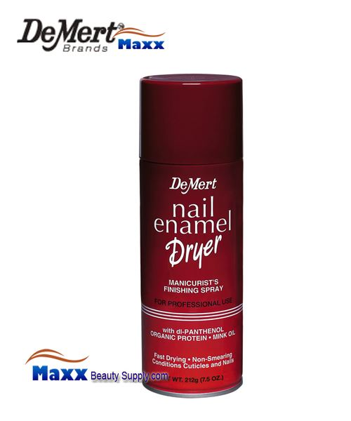 DeMert Nail Enamel Dryer 7.5oz