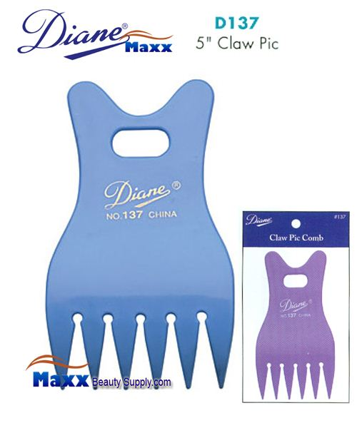 Diane D137 Claw Pic Comb