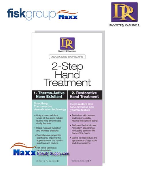 DR Daggett & Ramsdell 2-Step Hand Treatment