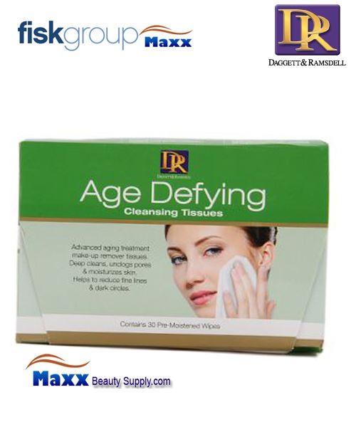 DR Daggett & Ramsdell Age Defying Cleansing Tissues 30 Wipes