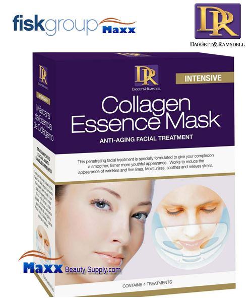 DR Daggett & Ramsdell Collagen Essence Mask Anti-Aging Treatment 4pack