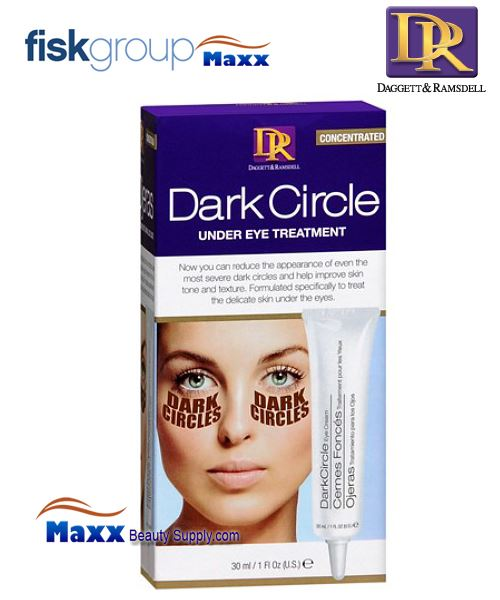 DR Daggett & Ramsdell Dark Circle Under Eye Treatment Cream 1oz