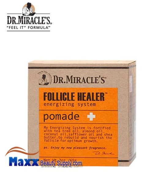 Dr Miracle's Follicle Healer Energizing System Hair Pomade 2oz