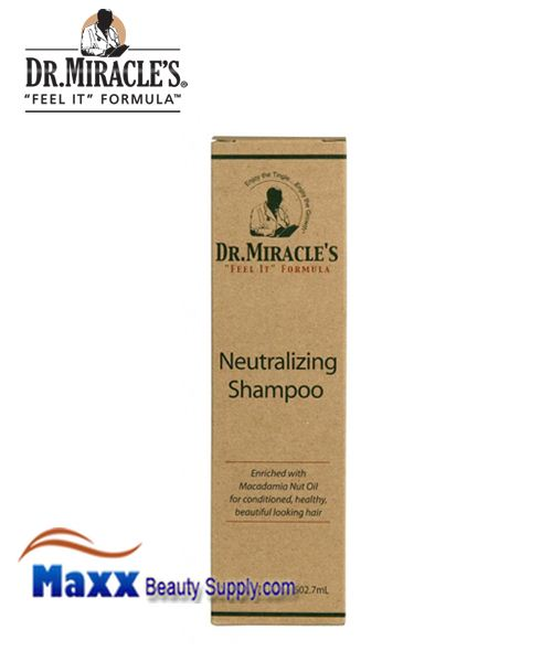 Dr Miracle's Neutralizing Shampoo 17oz