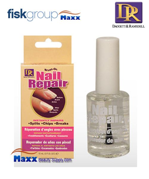 DR Daggett & Ramsdell Brush On Nail Repair 0.5oz