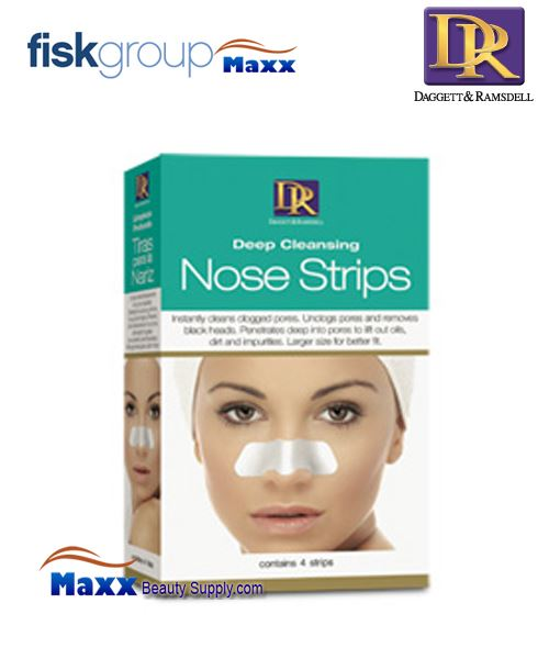 DR Daggett & Ramsdell Deep Cleansing Nose Strips