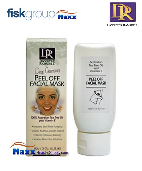 DR Daggett & Ramsdell Peel Off Facial Mask 3oz