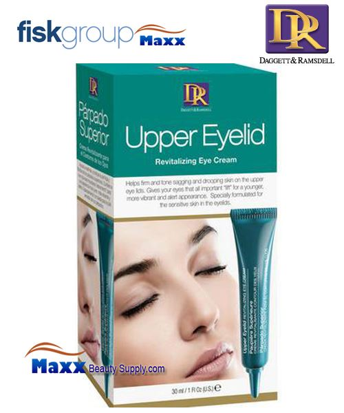 DR Daggett & Ramsdell Upper Eyelid Revitalizing Eye Cream 1oz